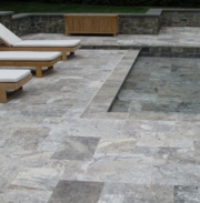 Enhance Your Interior With Travertine Tiles