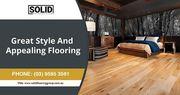 Premium Quality Laminate Flooring Company in Melbourne