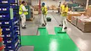 Offering Wide Array Of Industrial Painting Services