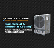 Commercial and Industrial Evaporative Cooling System