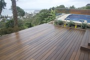 Spotted Gum Decking by Hurford Wholesale