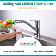 Boiling And Chilled Filter Water
